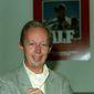 Actor Max Wright poses in Burbank, Calif., in July 1989.  (AP Photo/Nick Ut)