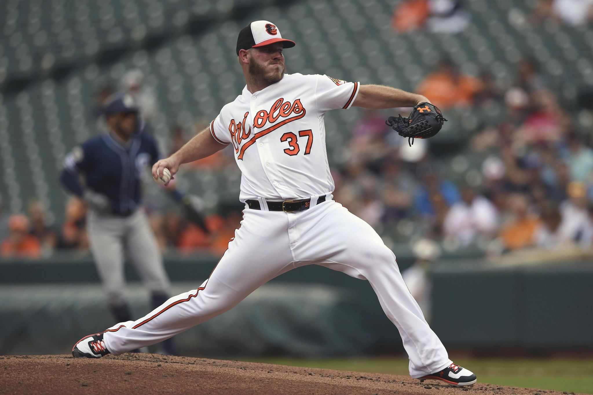 Orioles fans dig in for the long haul