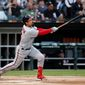 The Nationals' Anthony Rendon finished fifth in the primary voting for third basemen on Thursday to start the all-star game on July 9. (ASSOCIATED PRESS)