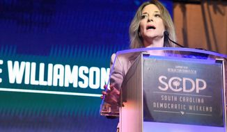 Marianne Williamson   Associated Press photo