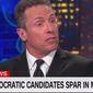 CNN's Chris Cuomo offers Democratic presidential primary debate analysis on June 26, 2019. (Image: CNN screenshot)