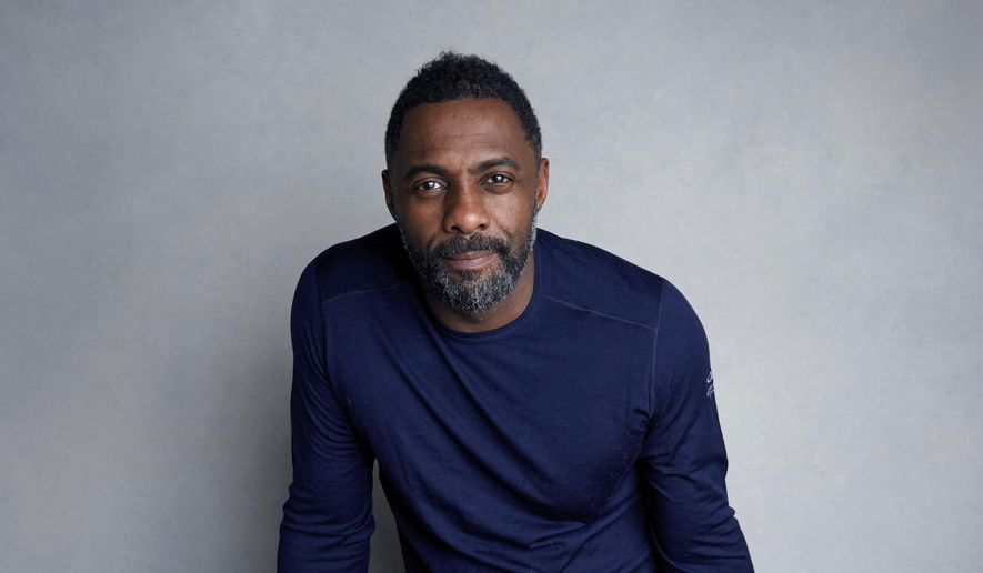 This Jan. 21, 2018, file photo shows actor-director Idris Elba at the Music Lodge during the Sundance Film Festival in Park City, Utah. (Photo by Taylor Jewell/Invision/AP, File)