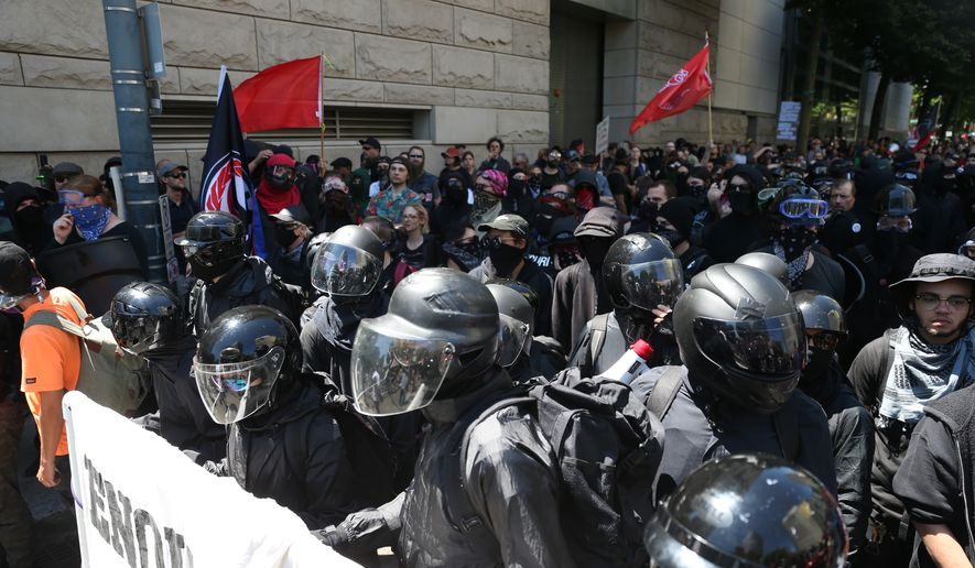 Antifa calls for 'America is Canceled' protest to 'disrupt ...