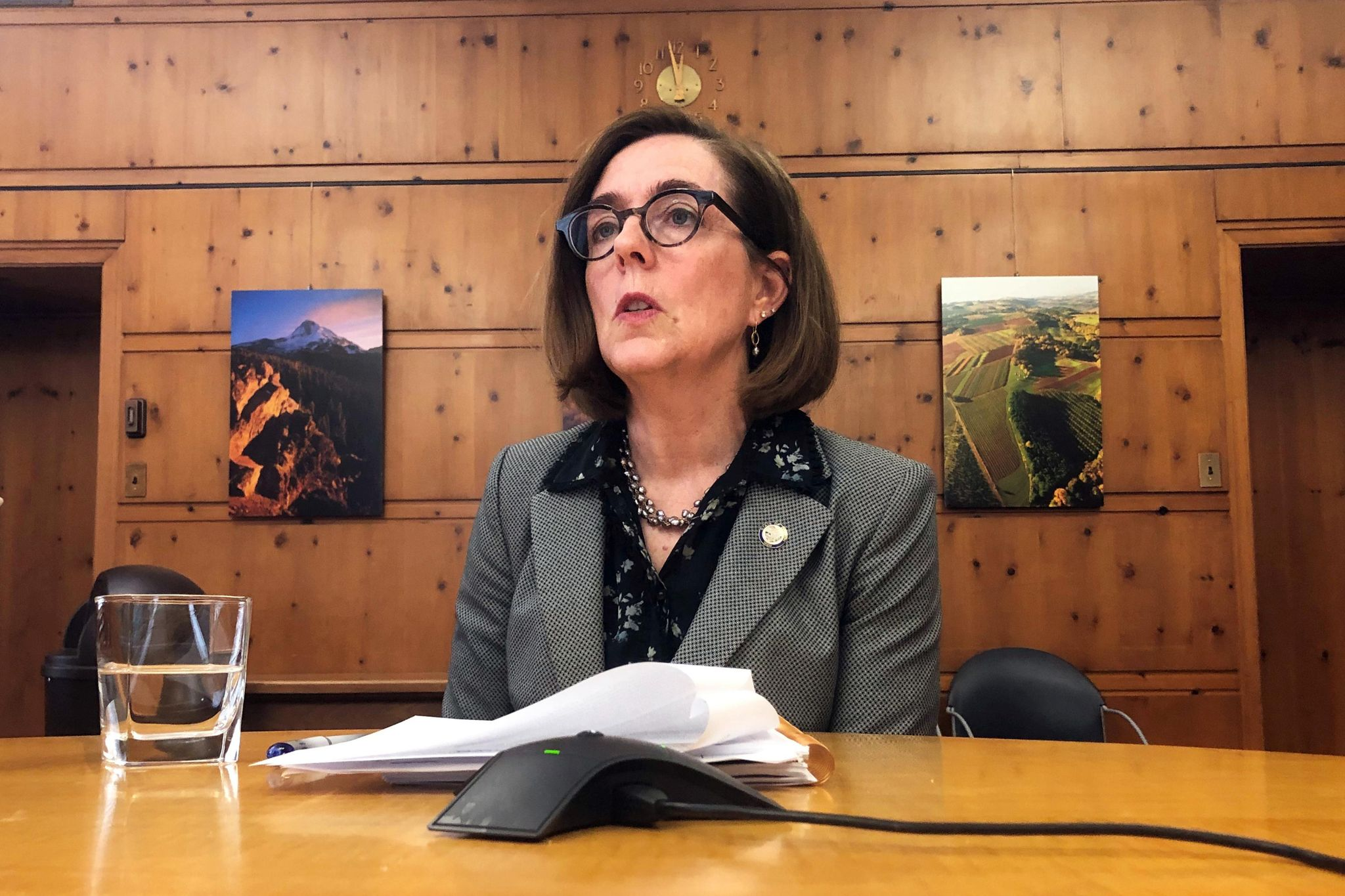 Gov. Kate Brown, Oregon Democrats learn limits of power