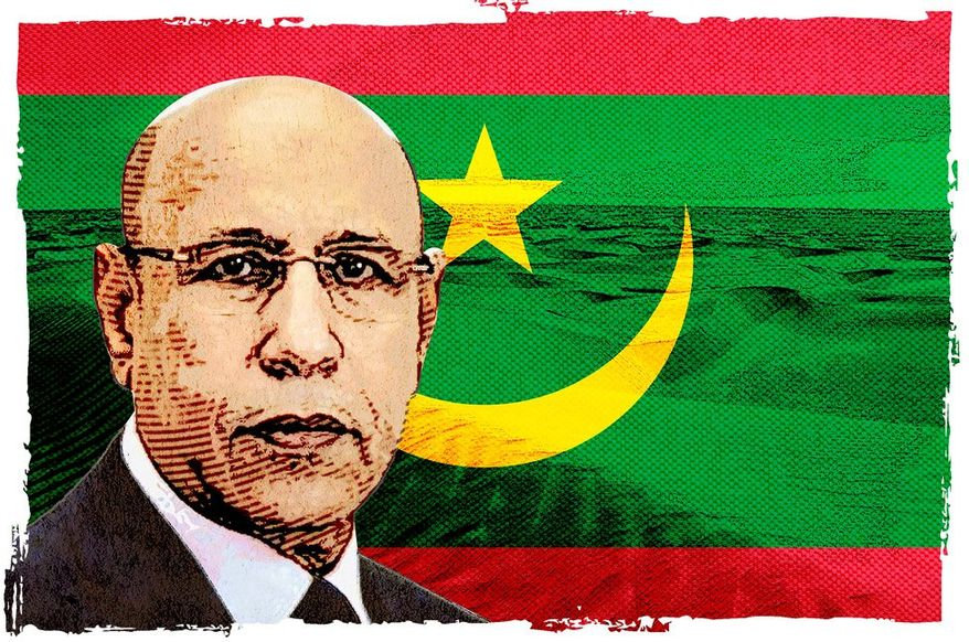 Mohamed Ould Ghazouami Illustration by Greg Groesch/The Washington Times