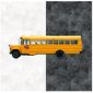 Illustration on school busing by Alexander Hunter/The Washington Times