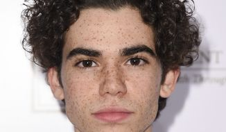 Cameron Boyce attends a Legacy of Changing Lives Gala at the Ray Dolby Ballroom on Tuesday, March 13, 2018, in Los Angeles. (Photo by Richard Shotwell/Invision/AP)