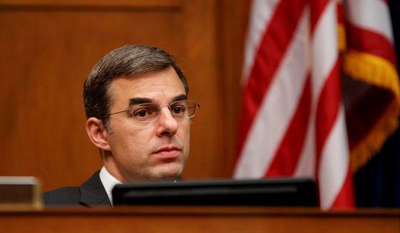 Rep. Justin Amash. (Associated Press)