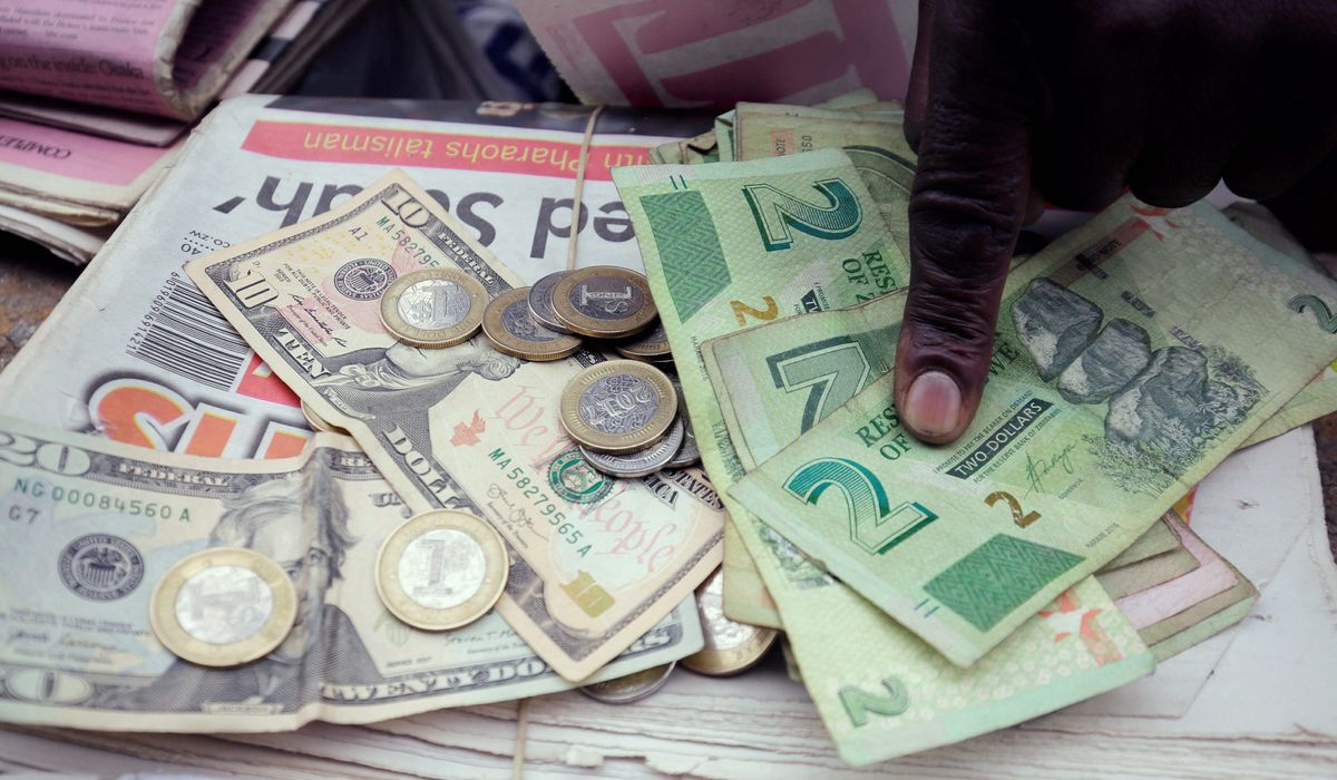 Zimbabwe Dollar Comeback Casts Doubt On