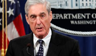 Former special counsel Robert Mueller is set to appear before Congress next week. To prepare for next week's high stakes hearing with Mr. Mueller, some Democratic members and staff are watching his previous testimony. Others are re-reading his report. (Associated Press)