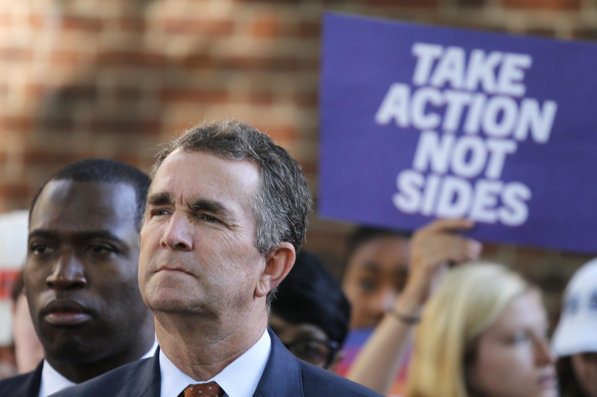Trump's tweets hardly as 'racist' as Virginia's governor