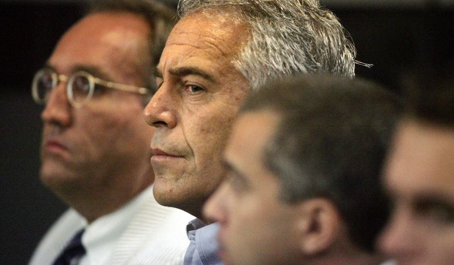 To post bail, Jeffrey Epstein's attorneys offered to put up his $77 million home and his jet as collateral. Prosecutors said they would oppose the move. (Associated Press)