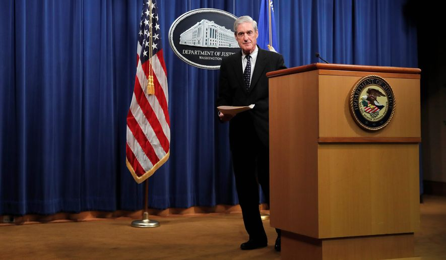 Former special counsel Robert Mueller was granted a delay to appear before the House Judiciary Committee and the House Permanent Select Committee on Intelligence until July 24, just before a congressional recess. (Associated Press/File)