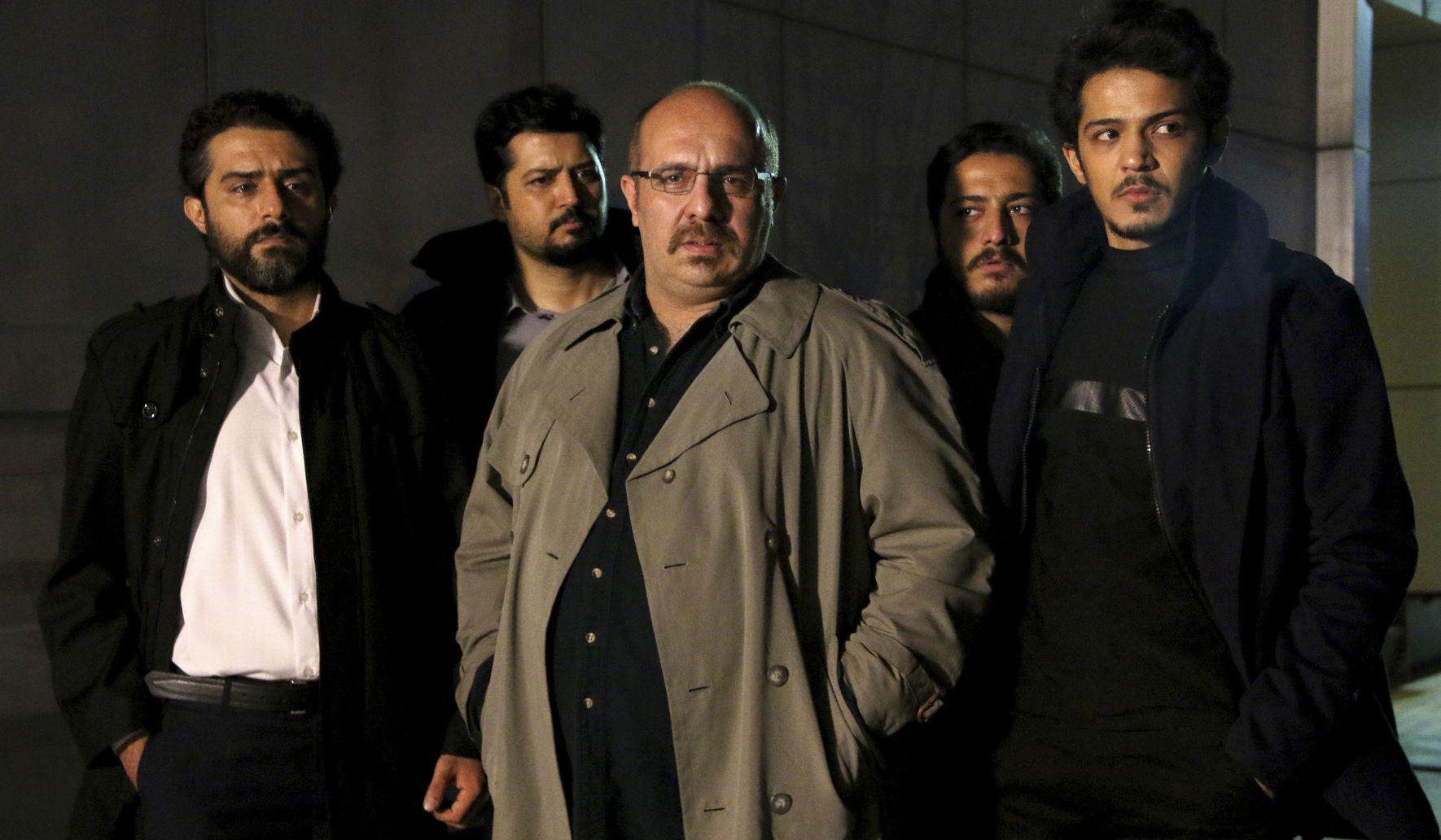 photo image 'Gando,' Iran TV show, glorifies Jason Rezaian imprisonment