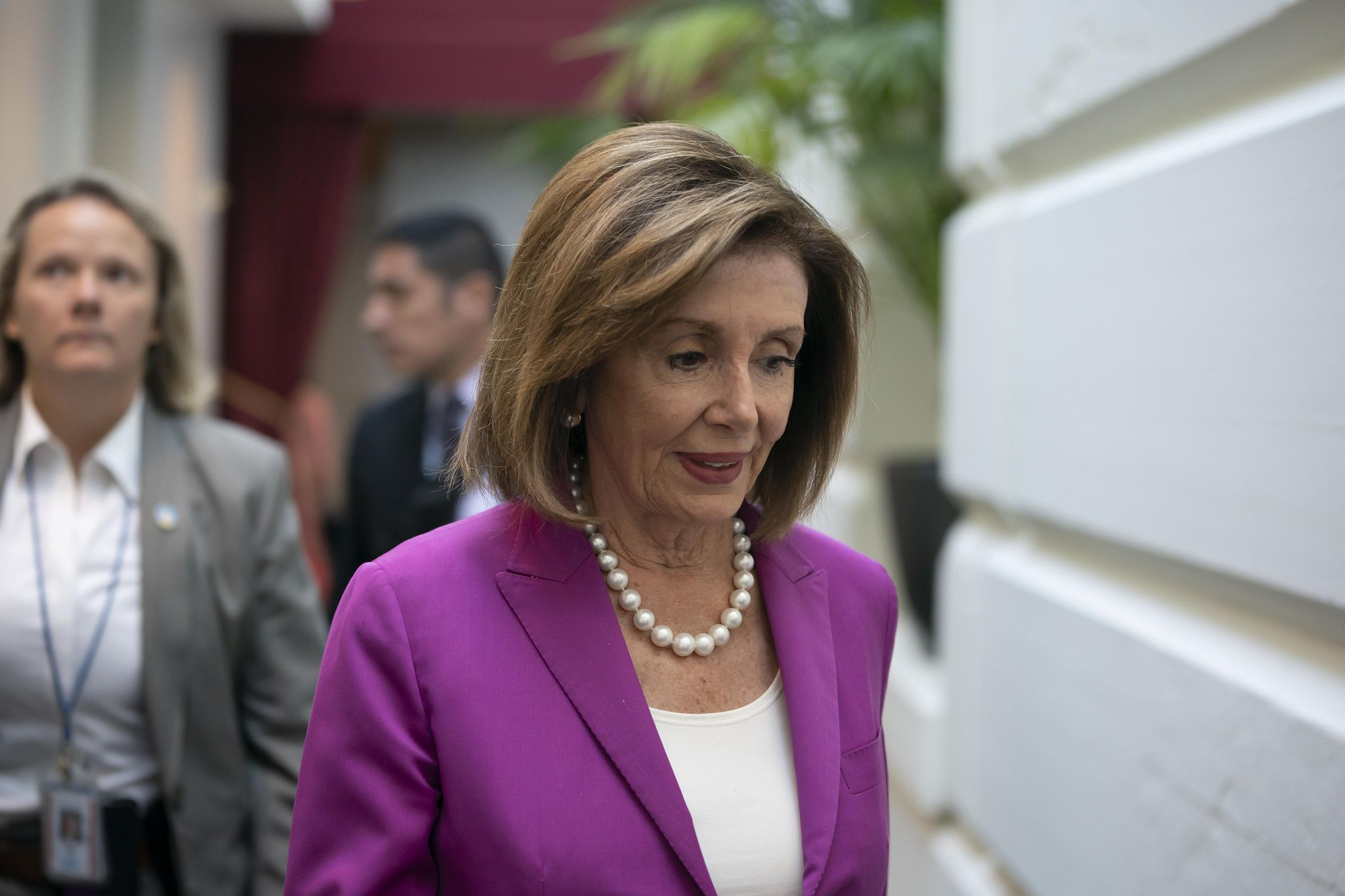 House decides Nancy Pelosi's criticism of Trump violates chamber rules