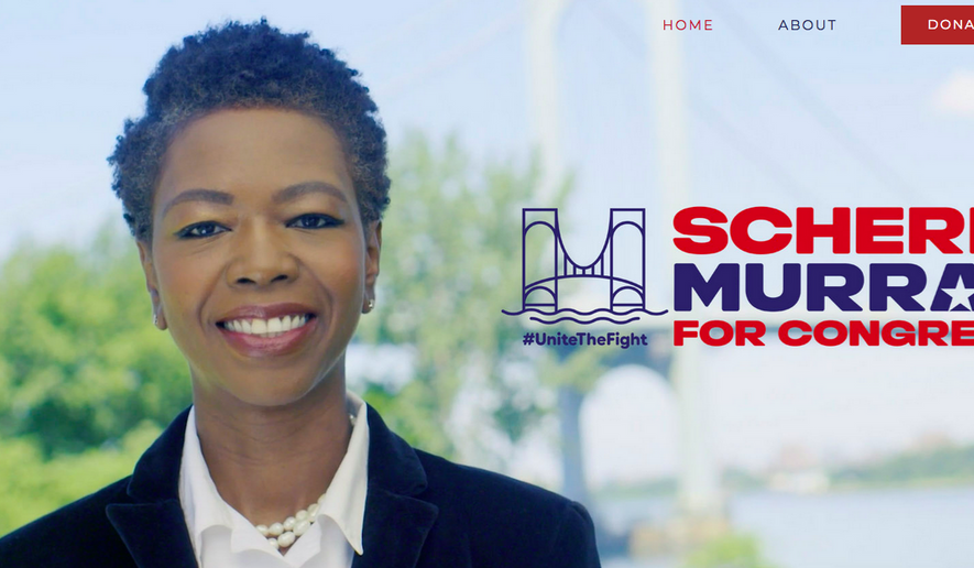 Scherie Murray, New York Republican, has launched her official campaign to challenge Rep. Alexandria Ocasio-Cortez. (Scherie Murray)