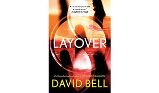 """Layover"" by David Bell"