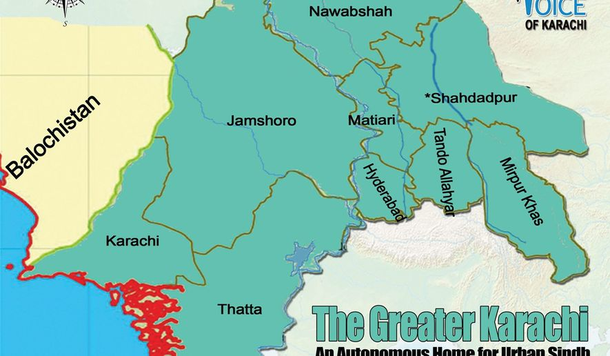 Greater Karachi is essential to stop the march of extremist forces