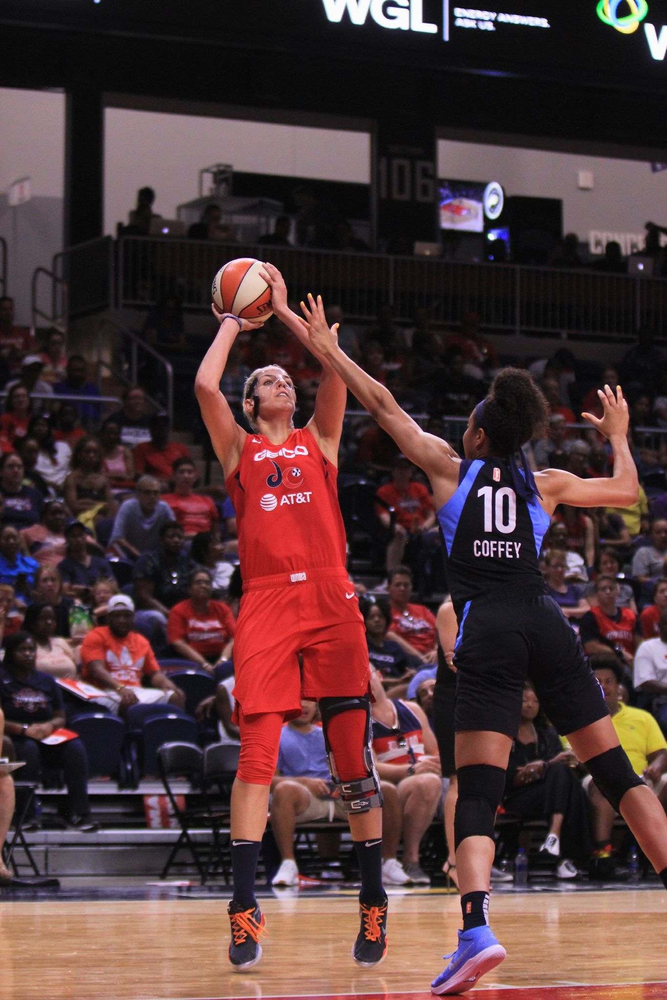 Mystics find key pieces falling into place in win over Dream