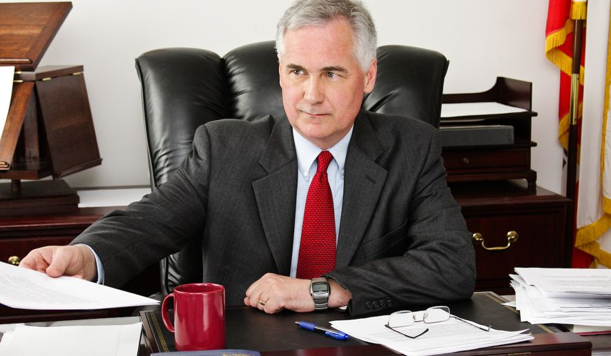 """Rep. Tom McClintock is the keynote speaker for an upcoming 'climate realist"""" conference. (Image courtesy of Rep. Tom McClintock)"""