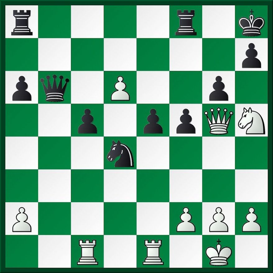 Yip-Wu after 26...Kh8.