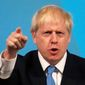 Boris Johnson won leadership of Britain's Conservative Party on Tuesday. He will replace Prime Minister Theresa May on Wednesday. He'll inherit several major challenges, including navigating Brexit negotiations with the European Union. (Associated Press)