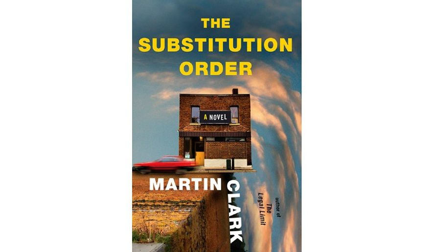 'The Substitution Order'