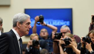 """Former special counsel Robert Mueller testimony sparked a lot of commentary Wednesday. Multiple commentators called it a """"disaster."""" (Associated Press)"""