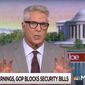 "MSNBC contributor Donny Deutsch says Democrats will ""do whatever we have to do"" to make sure President Trump ultimately winds up behind bars. The ""Morning Joe"" panelist warned ""intellectuals"" that he is serious about ""not playing fair,"" July 26, 2019. (Image: MSNBC screenshot)"