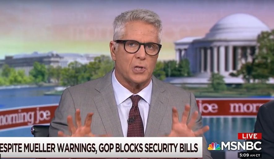 MSNBC's Donny Deutsch: Dems will 'do whatever we have to do