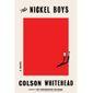 'The Nickel Boys' (Book jacket)