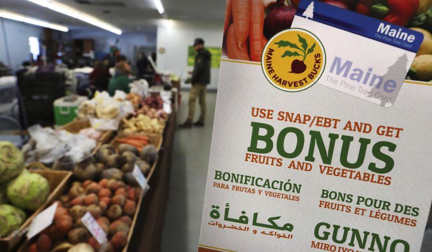 Trump Proposal Seeks To Crack Down On Food Stamp Loophole