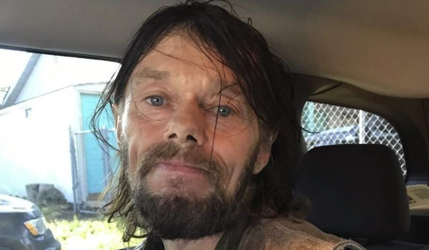 This photo provided by the Monterey County Sheriff's Office shows Kim Vincent Avis, also known as Ken Gordon-Avis, on Friday, July 26, 2019. The Scottish man who authorities say faked his death off California's Carmel coast to avoid rape charges back home was arrested in Colorado Springs, Colo., a week earlier, authorities announced Friday. He is being held by the U.S. Marshals Service, Cmdr. Kathy Pallozolo with the Monterey County Sheriff's Office said. The Associated Press has identified him as Kim Gordon. (Monterey County Sheriff's Office via AP)