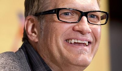 Comedian and gameshow host Drew Carey served in the Marine Corps Reserves from 1980 to 1986. While in the Marines, Carey tried his hand at standup comedy and earned $10 per joke