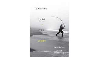 'Casting into the Light' (Book jacket)