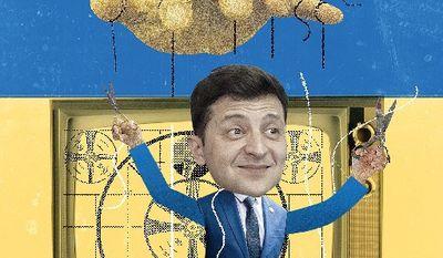How art imitates life in Ukraine