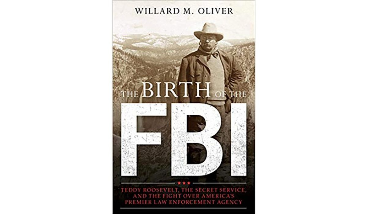 BOOK REVIEW: 'The Birth of the FBI' - Washington Times