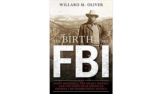 'The Birth of the FBI' (Book jacket)
