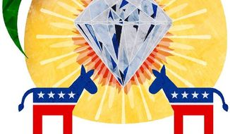 The Shiney Jewel of Impeachment Illustration by Greg Groesch/The Washington Times