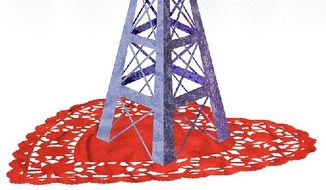 Sweetheart Deal Illustration by Greg Groesch/The Washington Times
