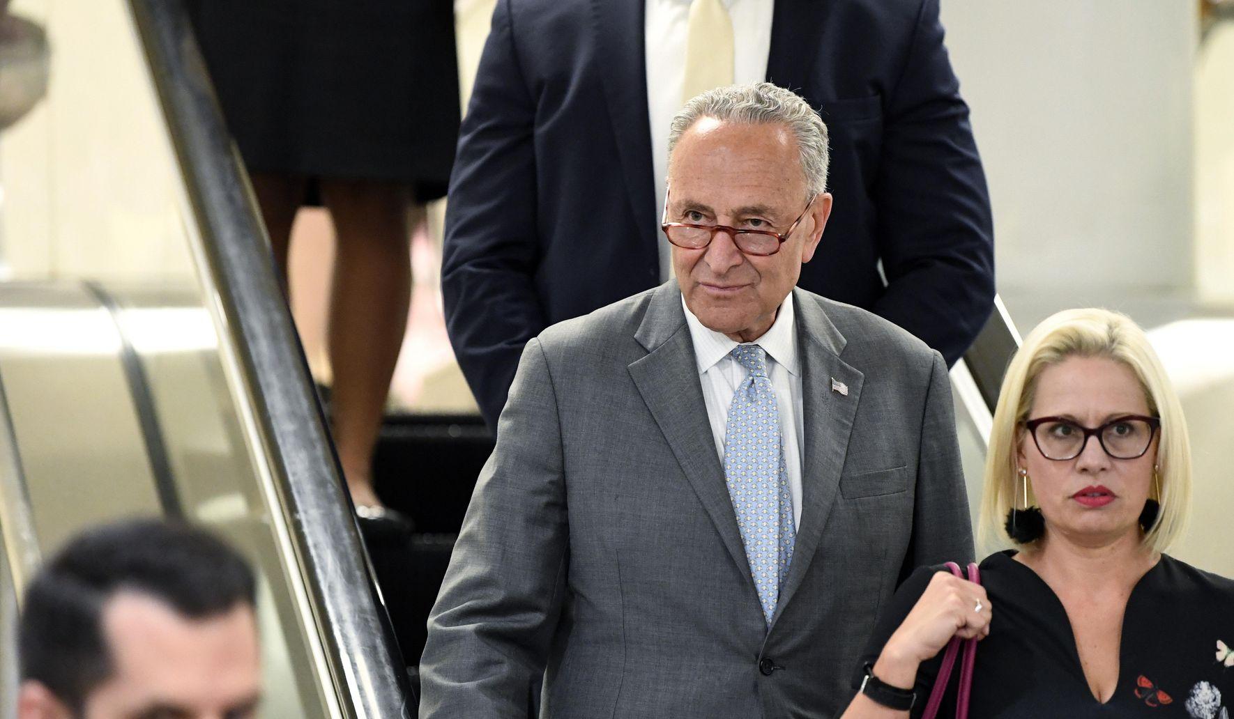 AP Explains: Congress' fight over election security bills
