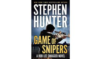 'Game of Snipers: A Bob Lee Swagger Novel' (book jacket)