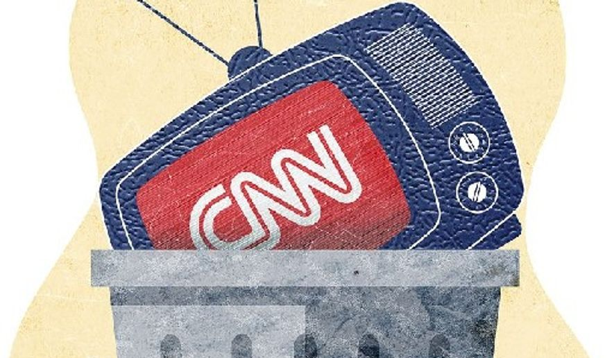 Stage Two CNN Illustration by Greg Groesch/The Washington Times