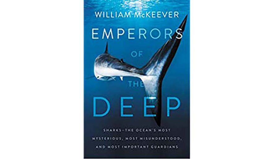 ''Emperors of the Deep' (book jacket)
