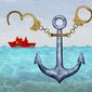 Law of the Sea Illustration by Greg Groesch/The Washington Times