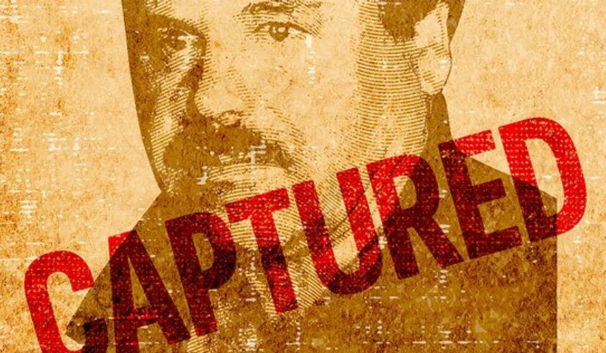 Guzman Capture Illustration by Greg Groesch/The Washington Times