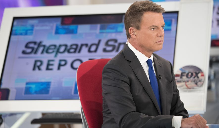 Shepard Smith, Fox News host, draws Donald Trump's ire on