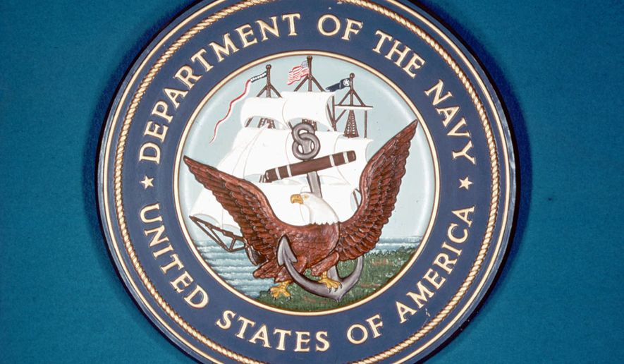 Seal of the U.S. Navy Seals. ( AP Photo)