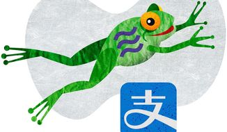 Leapfrog Illustration by Greg Groesch/The Washington Times