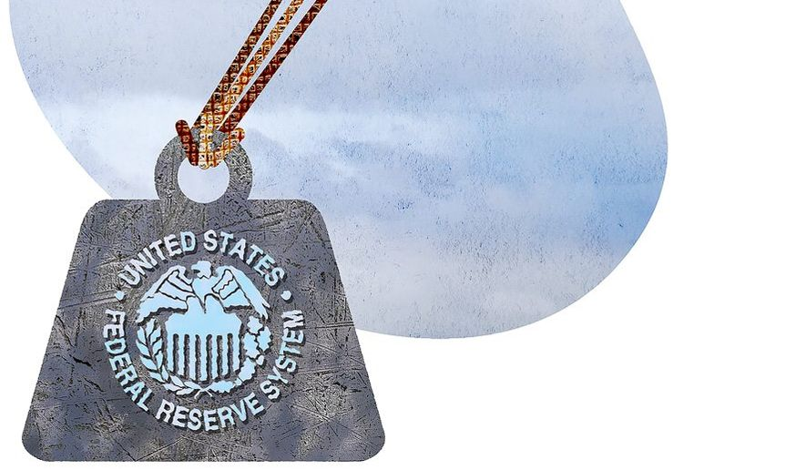 Feds Announce New Idea Regulations >> Sending An Sos To The Federal Reserve Washington Times